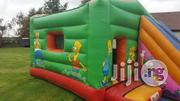 Simpson Character Bouncing Castle For Rent | Toys for sale in Lagos State, Ikeja