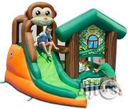 Monkey Character Bouncing Castle With Slide For Rent | Party, Catering & Event Services for sale in Lagos State, Ikeja