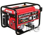 New 2.5 Kva Elepaq Copper Coil Generator | Electrical Equipments for sale in Lagos State, Ojo