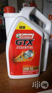 Castrol GTX 20W50 Engine Oil | Vehicle Parts & Accessories for sale in Lagos State, Lagos Mainland