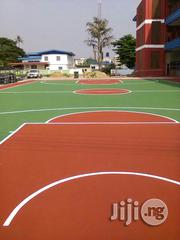 Basketball Court Construction.(.Acrylic Resurfacer) | Building & Trades Services for sale in Abuja (FCT) State, Wuye