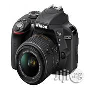 Nikon D3300 DSLR Camera With 18-55mm VR Lens - Black | Photo & Video Cameras for sale in Lagos State, Ikeja
