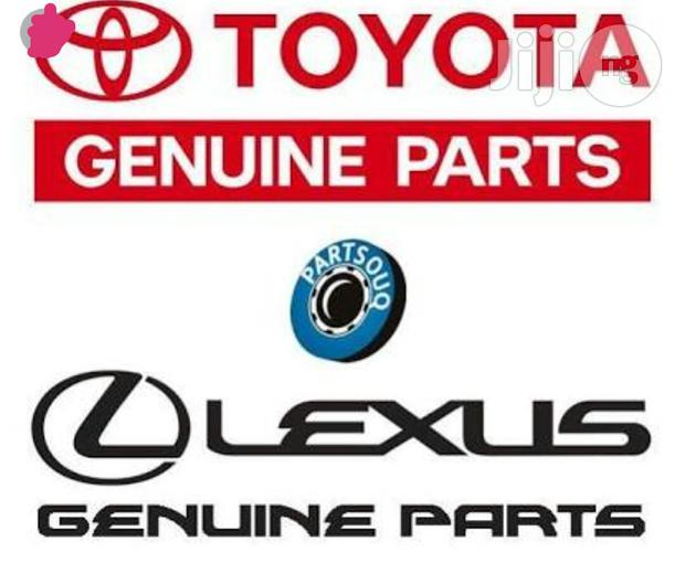 Toyota And Lexus Parts And Accessories