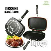 Double Grill Pan   Kitchen & Dining for sale in Lagos State, Ojodu