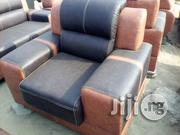 Original Italian Designed Cushion Chair. | Furniture for sale in Lagos State, Ojo