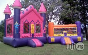 Bouncing Castle Equipment/Accessories For Rent
