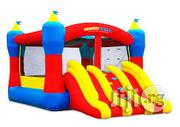 For Rent, Bouncing Castle With Double Slides | Toys for sale in Lagos State, Ikeja