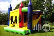 Crayon Playground Children Bouncing Castle For Rent | Toys for sale in Lagos State, Ikeja