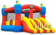 Fancy Kids Bouncing Castle With 3 Slides For Rent | Toys for sale in Lagos State, Ikeja