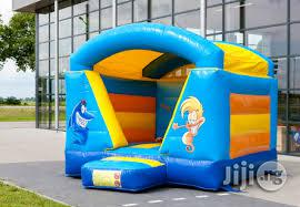 Shark Character Bouncing Castle For Rent