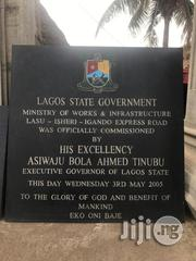 Marble Granite Engraving Commissioning | Building Materials for sale in Lagos State, Lagos Mainland
