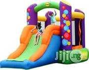 Playground House Bouncing Castle With Slide For Rent | Party, Catering & Event Services for sale in Lagos State, Ikeja