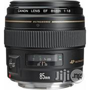 Canon 85mm Lens | Accessories & Supplies for Electronics for sale in Lagos State, Ikeja