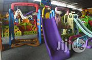 Kids Playground Slide With Protected Swing | Toys for sale in Lagos State, Ikeja