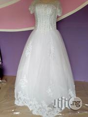 Brand New White Wedding Gown | Wedding Wear for sale in Lagos State, Alimosho