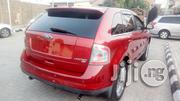 Ford Edge 2008 Red | Cars for sale in Lagos State, Lagos Mainland