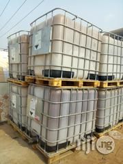 White Ibc 1000litres Overhead Barikaded Tank | Other Repair & Constraction Items for sale in Oyo State, Ibadan
