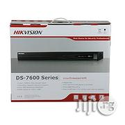 16CH Video Surveillance Hikvision NVR DS-7616NI-E2/16P 16ports POE | Security & Surveillance for sale in Lagos State, Ikeja