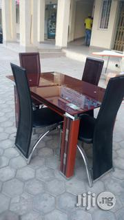 4 Seaters Dining Set | Furniture for sale in Abuja (FCT) State, Wuse