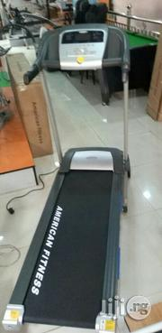 2hp American Fitness Treadmill | Sports Equipment for sale in Lagos State, Surulere