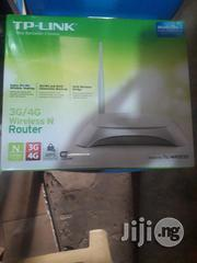 Tp-Link 3g/4g Wireless N Router Tl-Mr3220 150mbps | Networking Products for sale in Lagos State, Ikeja