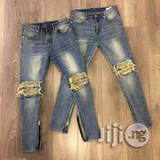 Fog Ripped Jeans | Clothing for sale in Lagos State, Ojo