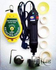 Electric Handheld Bottle Capping Machine Bottle Cap Sealer | Manufacturing Equipment for sale in Lagos State, Alimosho