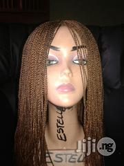 Braided Wig With Closure Colour 30 | Hair Beauty for sale in Lagos State, Yaba