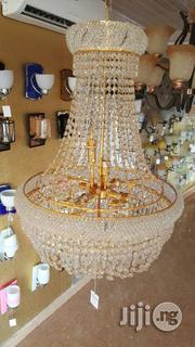 Italian Crystal Chandelier Light | Home Accessories for sale in Lagos State, Ojo