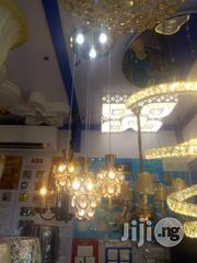 Imported Potable LED Crystal Chandelier   Home Accessories for sale in Lagos State, Ojo
