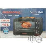 Eurosonic Eurosonic 46l Electric Oven With Baking Pan Top | Kitchen Appliances for sale in Lagos State, Amuwo-Odofin