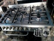 Industrial Gas Cooker 5 Gas Burner | Restaurant & Catering Equipment for sale in Lagos State, Surulere