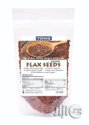 Organic Flax Seed 250g | Vitamins & Supplements for sale in Lagos State, Magodo