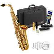 Yamaha Alto Saxophone | Musical Instruments & Gear for sale in Lagos State, Ikeja