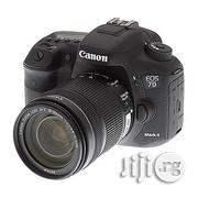 Canon EOS 7D Mark 2 DSLR Camera   Photo & Video Cameras for sale in Lagos State, Ikeja