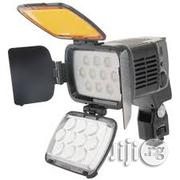 Professional Video Light LED-VL001-B (10-LED) | Accessories & Supplies for Electronics for sale in Lagos State, Ikeja