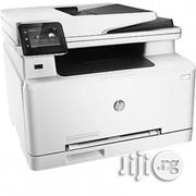 HP Colour Laser Jet Pro MFP M477FDW Printer | Printers & Scanners for sale in Lagos State, Ikeja