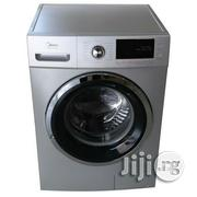 Midea 8kgwashing Machine [MFC80-DS1401] Silver   Home Appliances for sale in Lagos State, Lagos Mainland