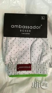 Turkish Brands Ambassador Boxers | Clothing Accessories for sale in Lagos State, Lagos Island