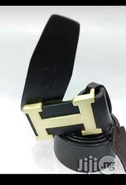 Original Hermes Leather Belt | Clothing Accessories for sale in Lagos State, Surulere