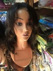 Human Hair Wig With Closure | Hair Beauty for sale in Lagos State, Ikeja