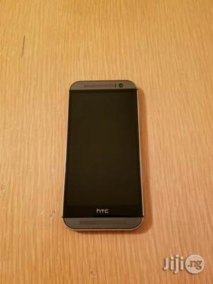 Clean HTC One (M8) Silver 16 GB