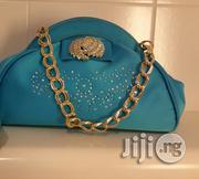 Ladies Party Evening Chain Clutch Purse | Bags for sale in Lagos State, Lagos Mainland