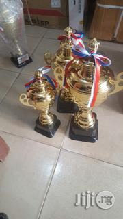Set of Gold Trophies | Arts & Crafts for sale in Lagos State, Ikeja