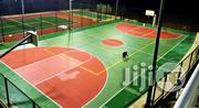 Synthetic Sport Facilities Flooring Systems | Building & Trades Services for sale in Lagos State, Lagos Mainland