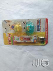 Nuby Two Pack Pacifier and Holder | Baby & Child Care for sale in Lagos State, Surulere