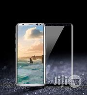 Samsung Galaxy A8 Plus 2018 3D Tempered Glass Screen Protector | Accessories for Mobile Phones & Tablets for sale in Lagos State, Ikeja