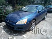 Honda Accord Coupe EX 2004 Blue   Cars for sale in Lagos State, Surulere