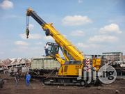 Crane/ Boogie Excavator Rental | Building & Trades Services for sale in Lagos State, Ibeju