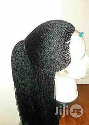 One Million Briaded Wig With Lace Closure | Hair Beauty for sale in Lagos State, Lagos Island